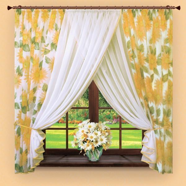 Для того чтобы сделать шторы более практичными, можно дополнительно использовать специальные подвязки