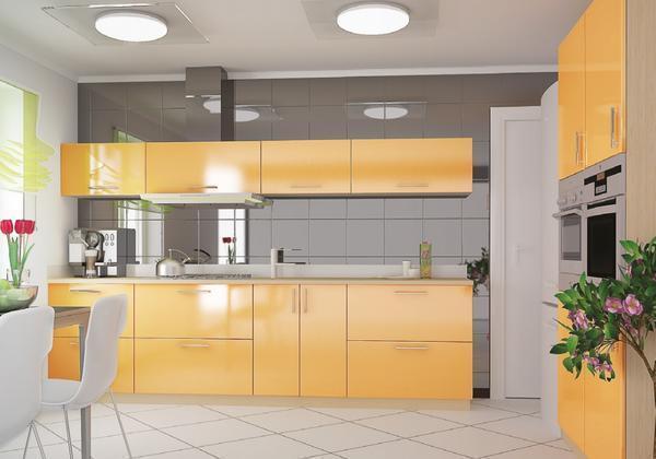 Мебель кухни-гостиной должна быть наиболее удобной, вместительной и функциональной