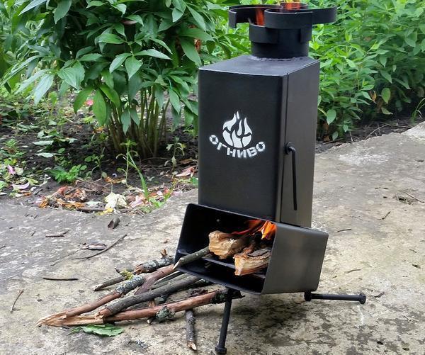 Печь Огнево можно купить в специализированном магазине по достаточно приемлемой цене