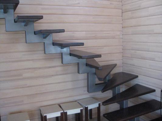De trap op kosower