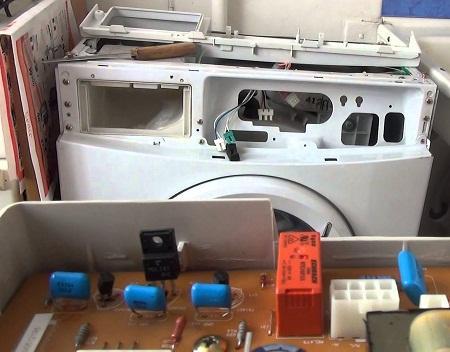Все детали для ремонта стиральной машины можно купить в специализированном магазине или в интернете