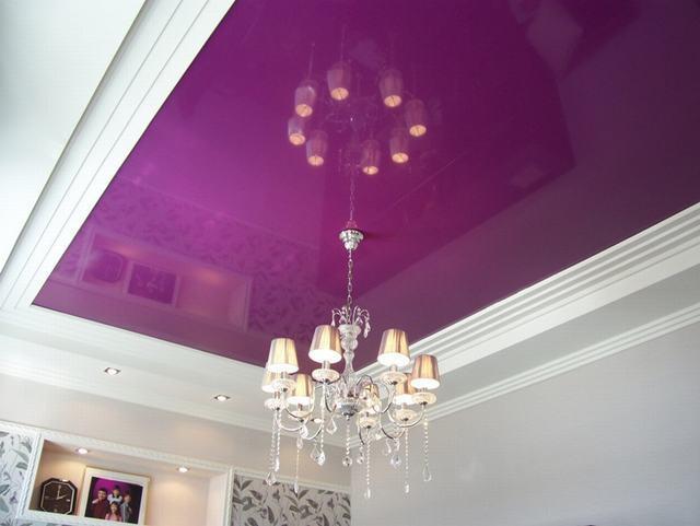 Натяжной потолок идеально дополнит интерьер вашей кваритиры