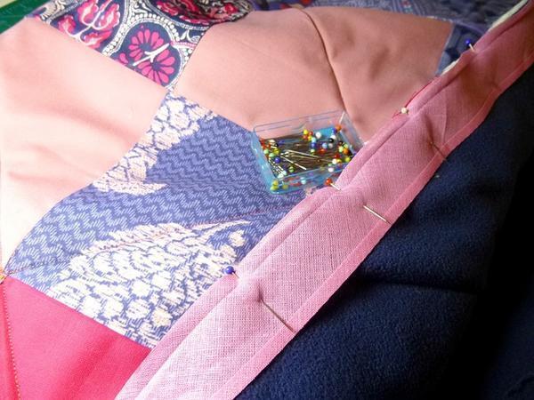 Лоскутное одеяло своими руками схемы для начинающих фото 378