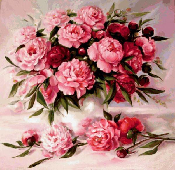 Готовая работа может стать не просто картиной, украшающей стену, но и отличным подарком для ваших близких