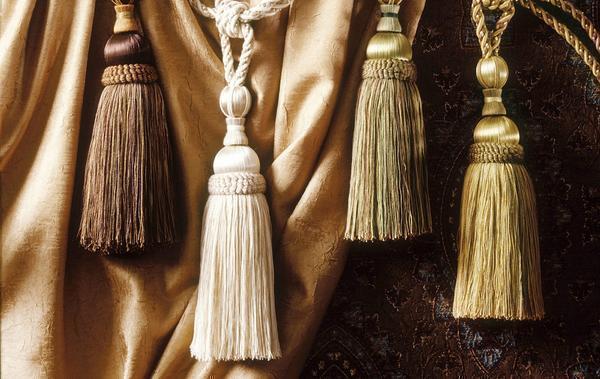 С помощью кистей можно существенно улучшить эстетические качества штор