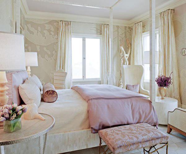 """Спальня - это место, которое больше всего располагает к отдыху, поэтому обустроить эту комнату в квартире дизайнеры рекомендуют в стиле """"минимализм"""""""