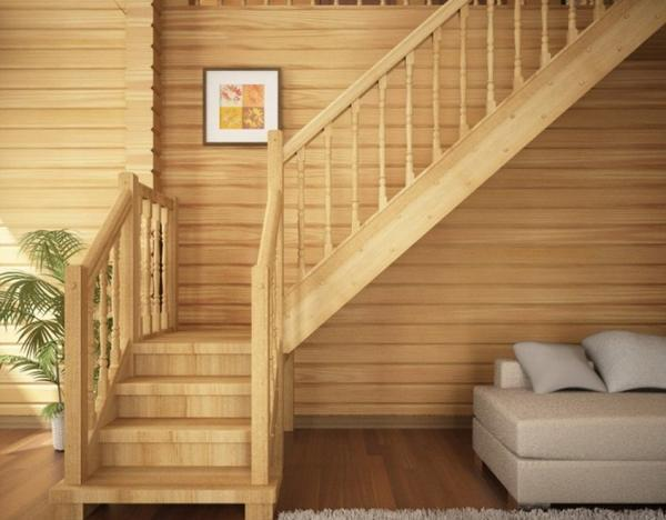 Конструкцию лестницы нужно выбирать в зависимости от формы помещения, в котором она будет находиться