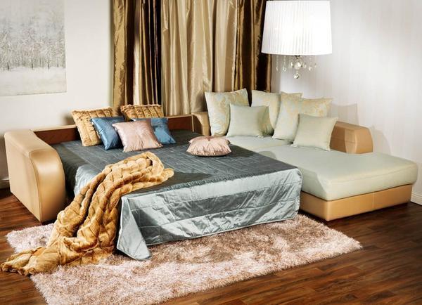 Спальный диван необходимо выбирать учитывая его качество, функциональные возможности и внешний вид