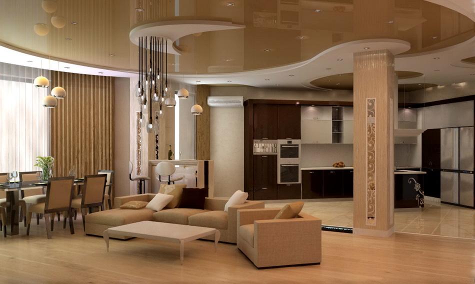 Современный интерьер имеет множество направлений и каждый может сделать дизайн своего дома так, как ему по душе