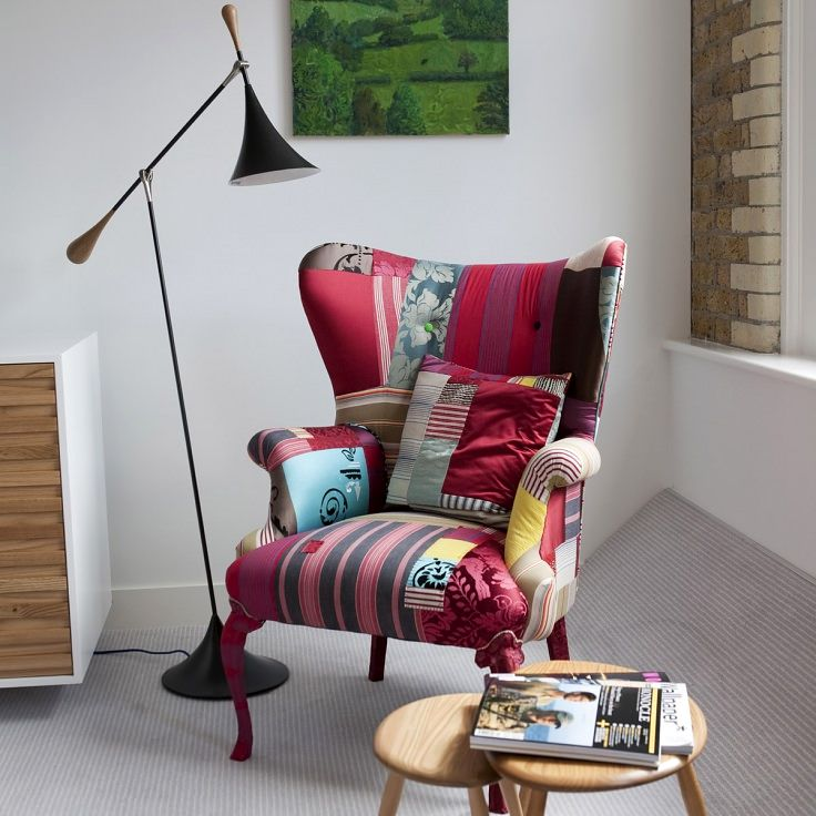 В наши дни рукодельницы всего мира используют стиль пэчворк для украшения интерьера дома