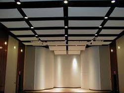 Акустические потолки нового поколения могут похвастаться тем, что весят меньше пенопласта
