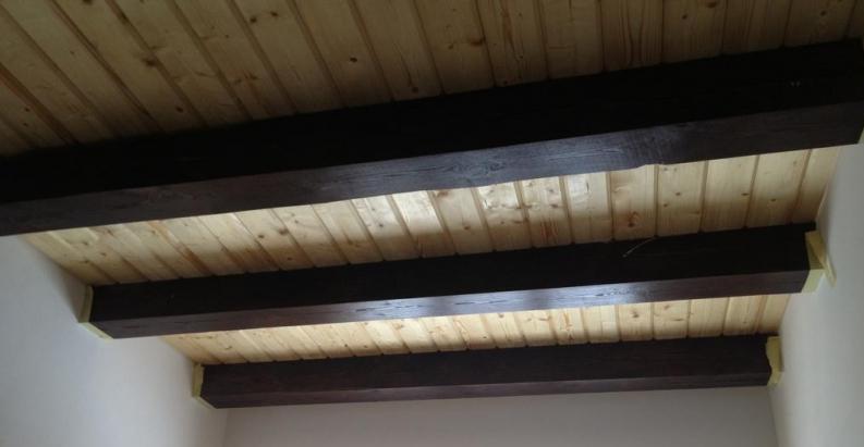 Деревянные балочные перекрытия - это важный конструктивный элемент, отвечающий за прочность потолка