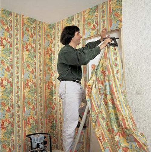 Текстильные обои придадут вашему интерьеру богатый вид, что порадует как хозяина, так и гостей