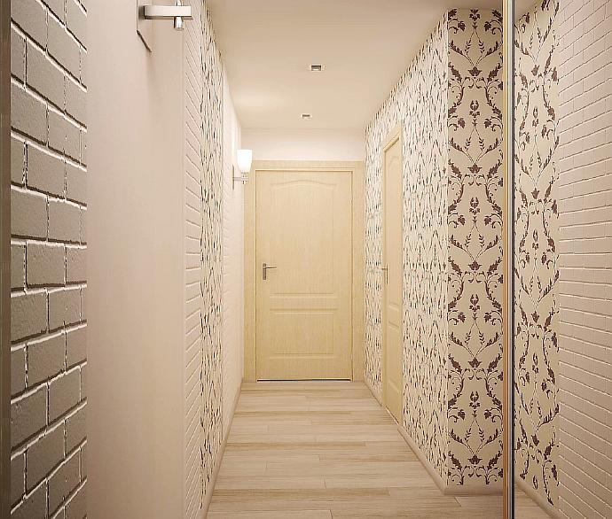 Делая ремонт, необходимо уделить должное внимание коридору, ведь зачастую именно он создает первое впечатление о квартире
