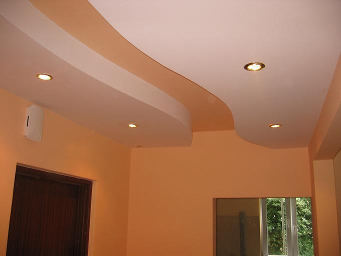Потолки из гипсокартона в прихожей - оптимальное решение  с точки зрения дизайна интерьера и финансовых затрат