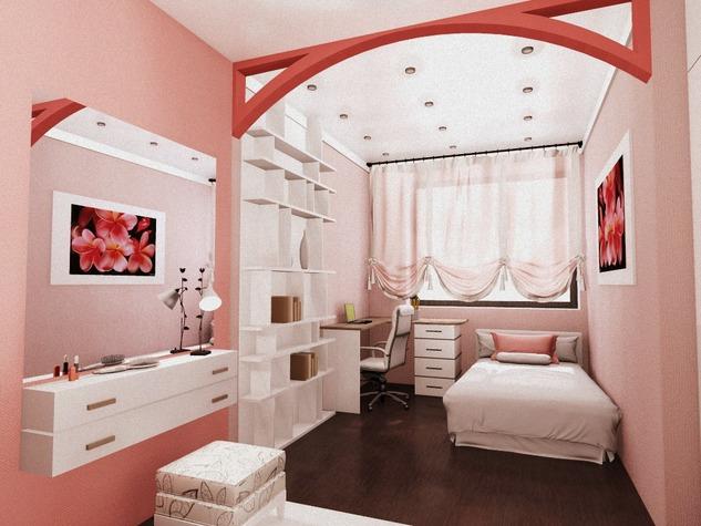 Женская спальня – это целый мир, а не просто пространство для сна