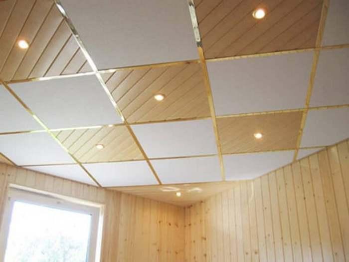 Подвесные потолки из-за своей относительно невысокой стоимости пользуются большой популярностью и спросом