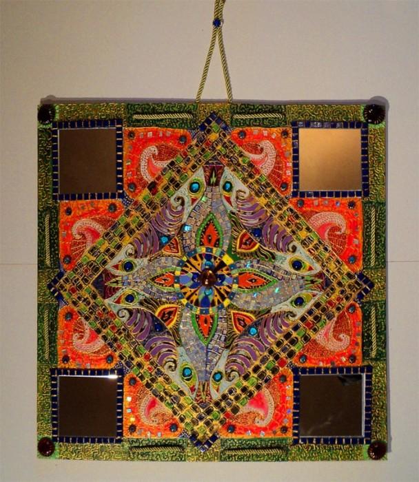 Декоративное панно — один из самых древних способов украшения жилища
