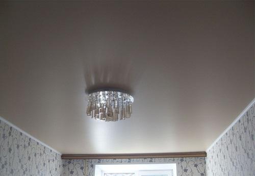 Натяжной потолок  - это гармоничное сочетание долговечности, эксплуатационной устойчивости и красивого дизайна
