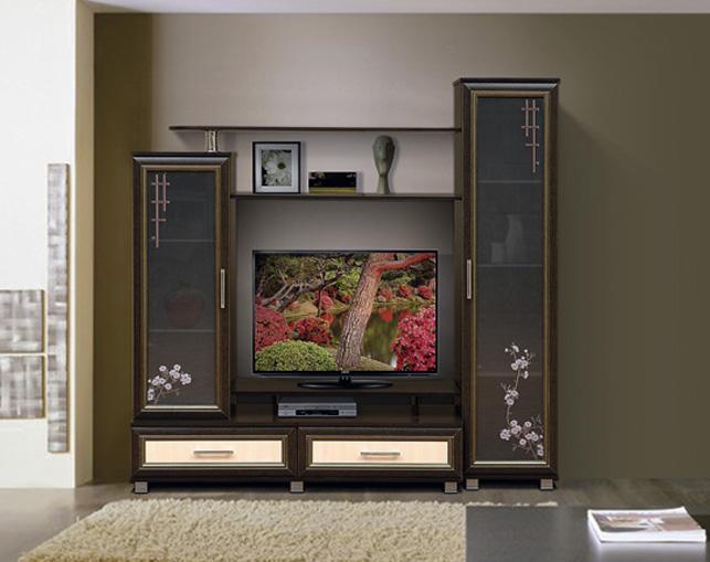 Стильный набор мебели сделает вашу гостиную изысканной и функциональной