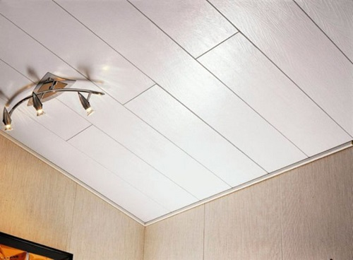 Обшивка потолка сэндвич-панелями - наименее затратный и самый чистый вариант отделки любого помещения