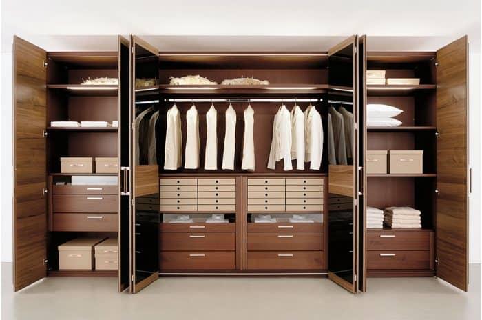 шкафы купе в спальню фото недорогие распашные виды и варианты