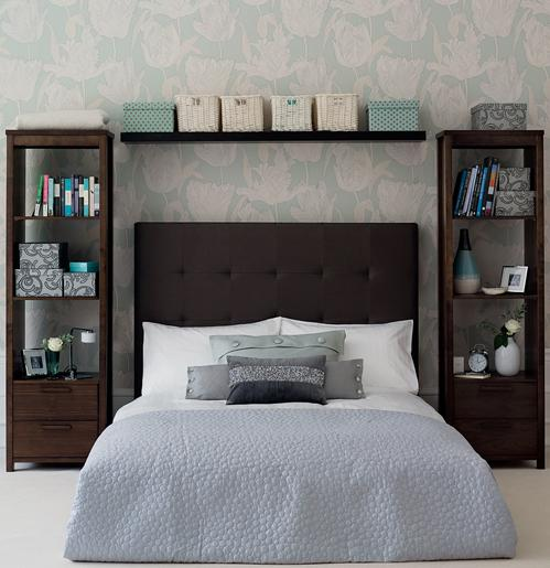 Маленькая спальня - не приговор, ее можно обустроить таким образом, чтобы она была комфортабельной и довольно свободной