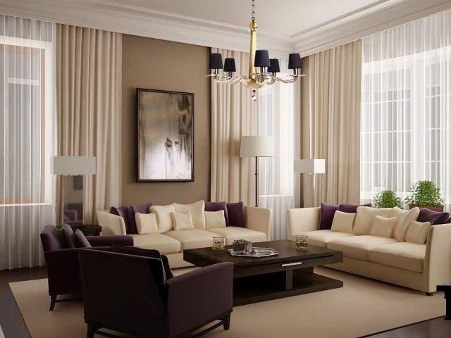 Гостиная - это центр любого дома, поэтому так важно при ее оформлении создать уютную атмосферу для досуга всех жильцов