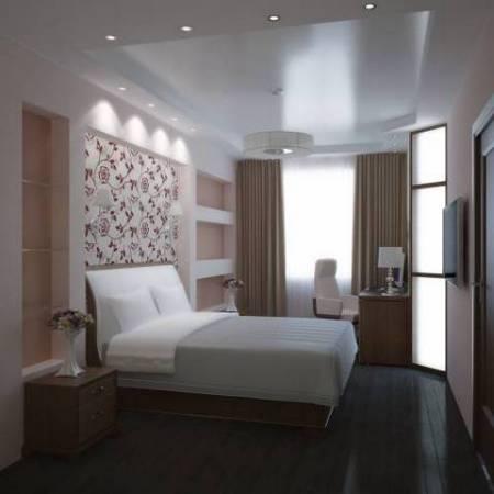 Все чаще современную спальню делают в классическом стиле, так как это отличный вариант сделать комнату красивой и комфортной