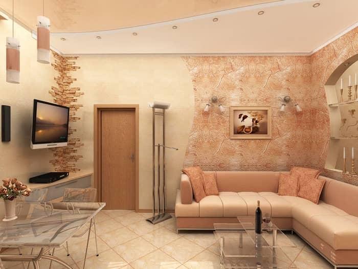 При правильном подходе к созданию интерьера гостиной получится уютное и комфортное помещение для времяпровождения всей семьи