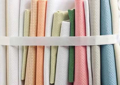 Правильно подобранная канва для вышивания - залог успеха готовой картины