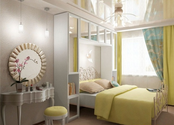 спальня в хрущевке интерьер фото дизайн современного интерьера