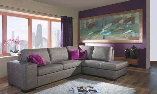 Нельзя представить себе современную гостиную без дивана: он задает настроение помещению