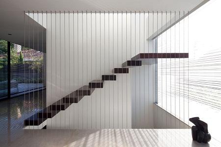Современные лестницы имеют длительный срок службы и привлекательный внешний вид