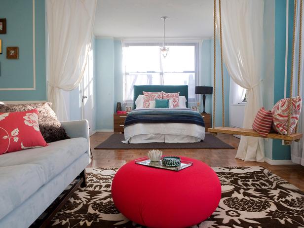 Правильно продуманный дизайн спальни-зала сможет порадовать не только владельцев жилья, но и гостей