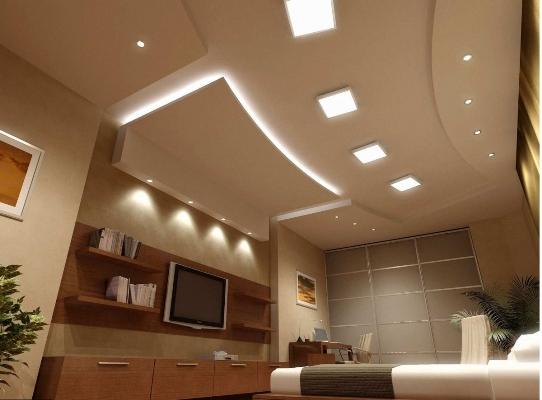 Гипсокартон – это отличный способ быстро и оригинально преобразить интерьер комнаты