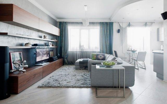 Правильно подобранный дизайн и декоративные элементы сделают интерьер комнаты красивым и интересным