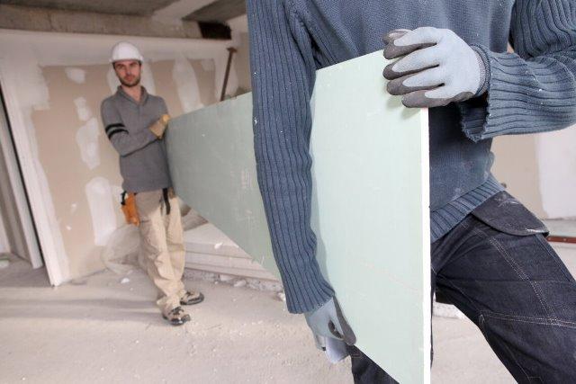 Гипсокартон - уникальный и надежный материал для облицовки различных поверхностей