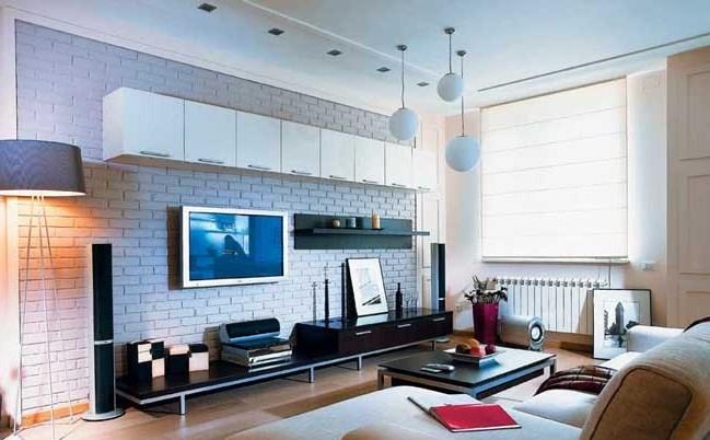 Правильно расставленная мебель в гостиной сделает комнату уютной и комфортной для отдыха