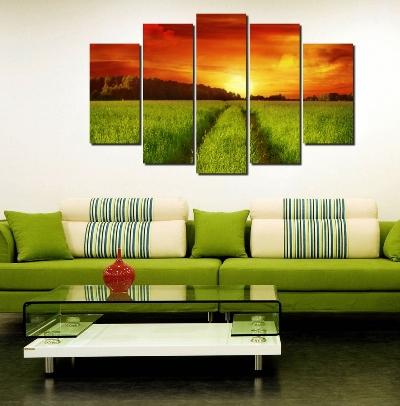Красивые модульные картины– это прекрасные элементы декора, которые способны стильно украсить интерьер помещения