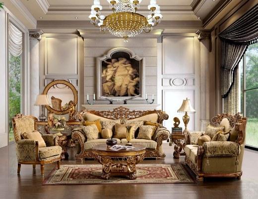 Сделать роскошный интерьер в гостиной можно самостоятельно, главное – проявить фантазию и ознакомиться с популярными вариантами оформления