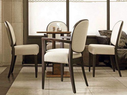 На сегодняшний день существует множество вариаций стульев для гостиной