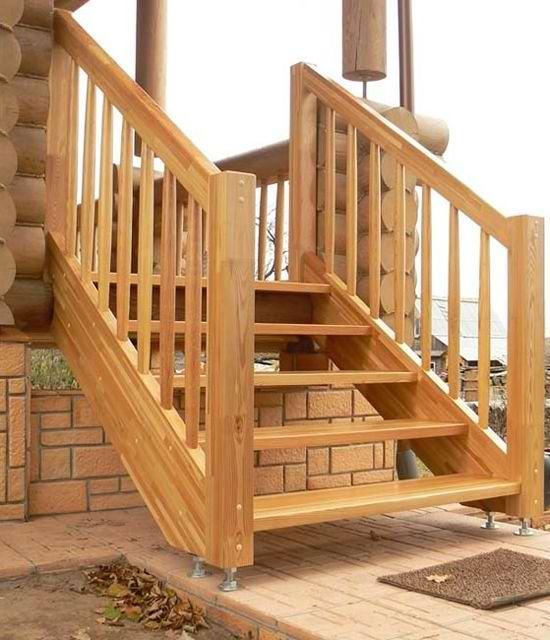 Деревянная лестница, качественно выполненная своими руками, прослужит долгие годы