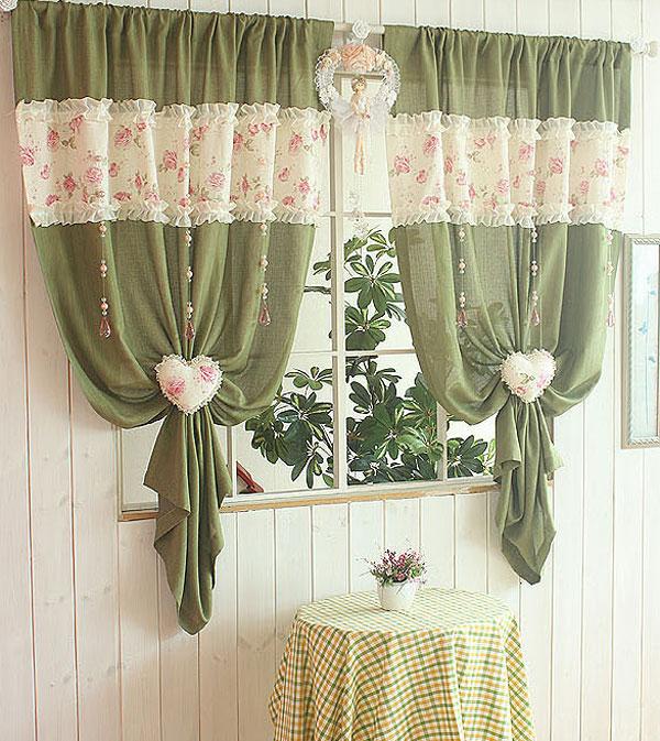 Пошить шторы своими руками довольно просто