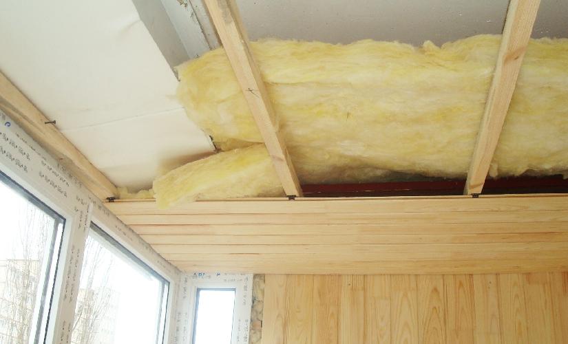 Утепление балкона - важный процесс в отделке помещения