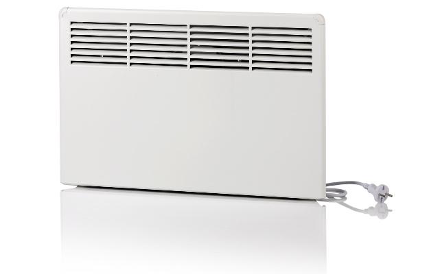 Качественно обогреть помещение можно с помощью специального электрического конвектора
