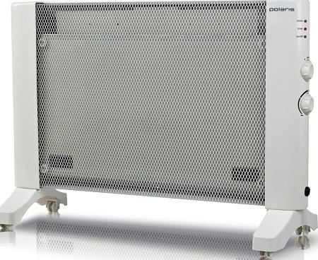 Микатермический обогреватель является практичным и эффективным приспособлением для обогрева помещения
