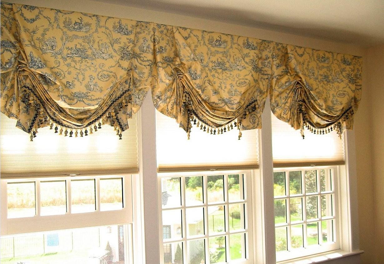 Лондонские шторы отличаются отличными эстетическими и эксплуатационными качествами