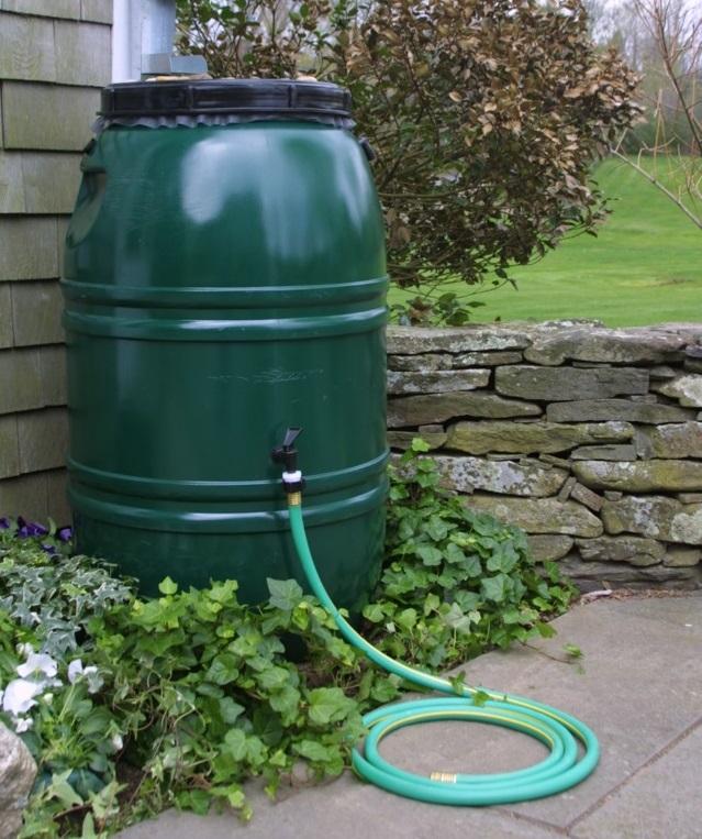 Грамотно организованный сбор дождевой воды поможет сэкономить ваши деньги