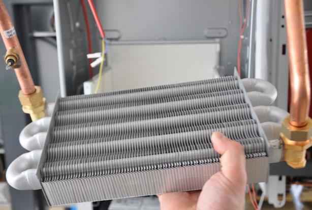 Газовый котел теплообменник фото Кожухотрубный испаритель Alfa Laval DXT 770 Махачкала